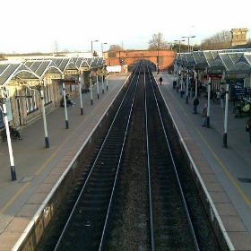 Loughborough Station - markhillary