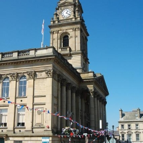 Morley Town Hall - Identity Photogr@phy