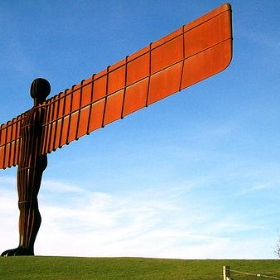 Angel of The North - Cillian Storm