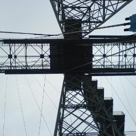 Newport Transporter Bridge - jonworth-eu