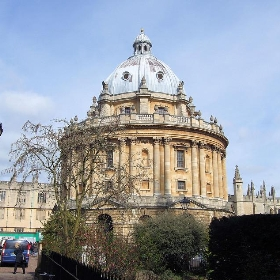 The Radcliffe Camera, Oxford. - Jim Linwood