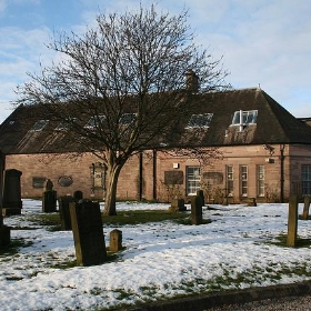 Graveyard at Oakshaw Trinity Church, Paisley - jmmcdgll