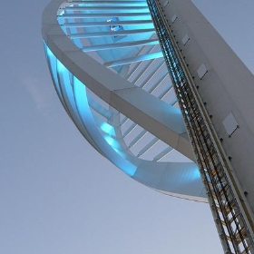 Spinaker tower, Portsmouth - Mike Cattell