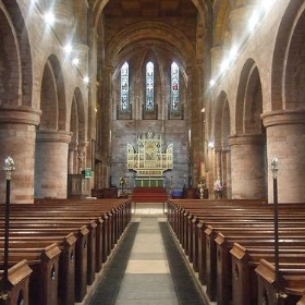 Shrewsbury Abbey - Haxxah and KraZug
