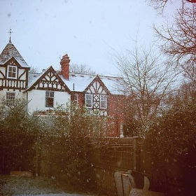 More Shrewsbury Snow - Rev Dan Catt