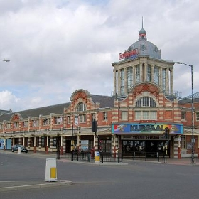 The Kursaal, Southend-On-Sea. - Jim Linwood