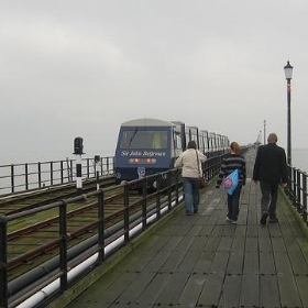 Southend on Sea - the pier - LindaH