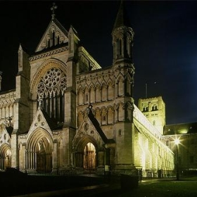 St Albans Cathedral - cybaea