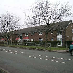 Huddersfield Road, Carrbrook - Gene Hunt