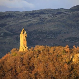 Wallace Monument 2 - Son of Groucho