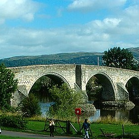 Stirling - Stirling Bridge - roger4336