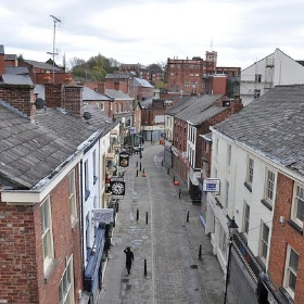 Stockport ghost town - Ben Sutherland
