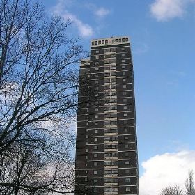 Stretford Tower, Stretford (02) - Gene Hunt
