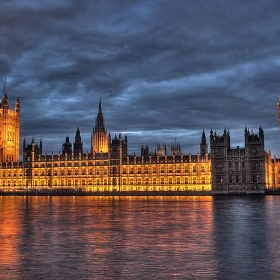 The British Parliament and Big Ben - ** Maurice **