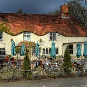 The Cart and Horses, Kings Worthy, Hampshire - Mike Cattell