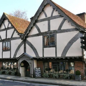 The Oldest House, Winchester, Hampshire. - Mike Cattell