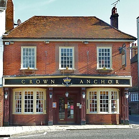 Crown & Anchor, Winchester, Hampshire - Mike Cattell