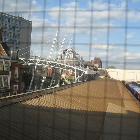 Woking town from the train station - Kai Hendry