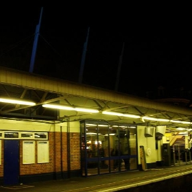 Woking station - Ben Sutherland