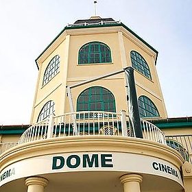 The Dome Cinema, Worthing - Wedding Photography by Jon Day