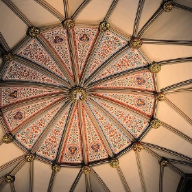 Chapter House Ceiling - Son of Groucho