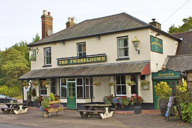 The Tweseldown, Tweseldown, Hampshire