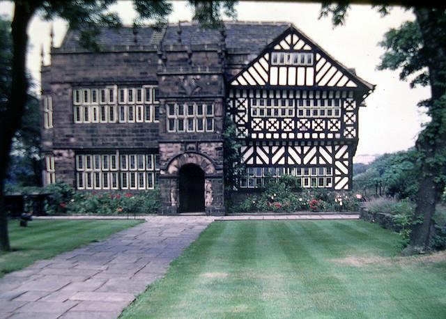 Hall i'th' Wood Museum, Bolton