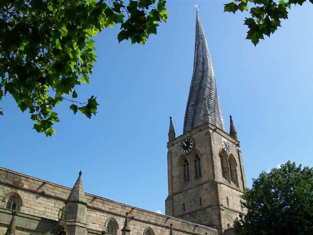 Chesterfield - The Crooked Spire