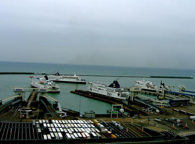 2005-07-26 - United Kingdom - England - Dover - Port