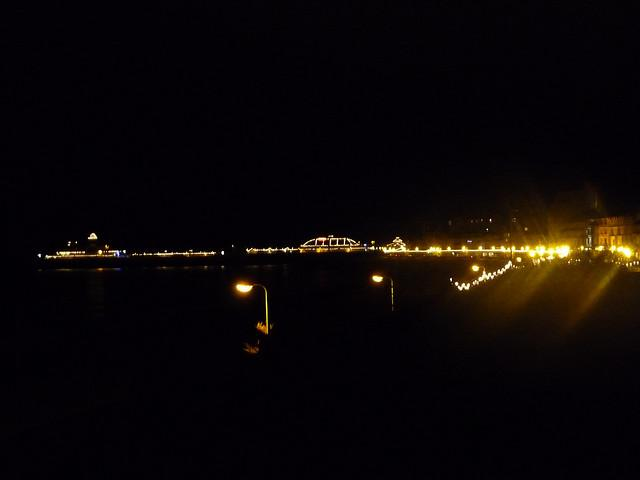 Eastbourne at Night