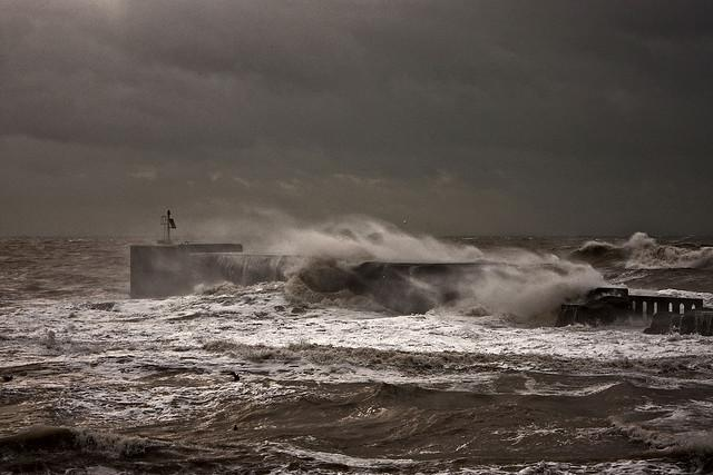 A Gale At Hastings - 2