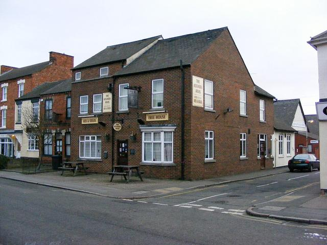 Alexandra Arms, Kettering