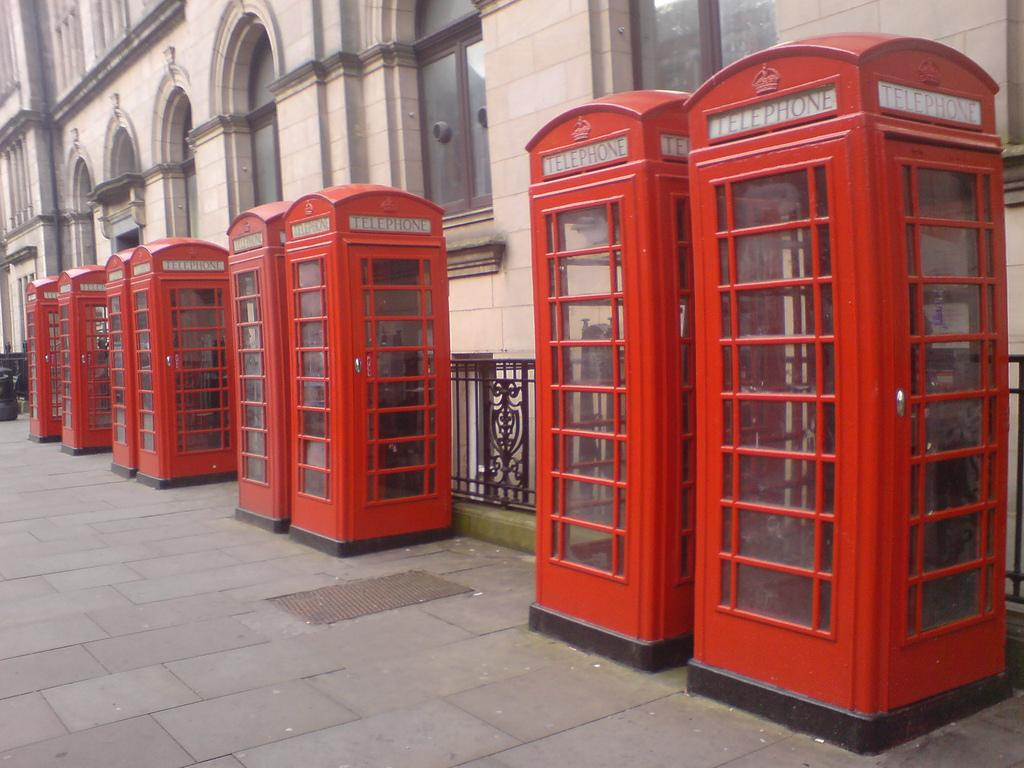 Preston Phone Boxes