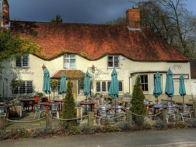 The Cart and Horses, Kings Worthy, Hampshire