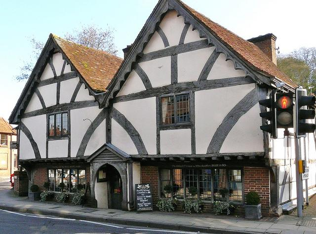 The Oldest House, Winchester, Hampshire.