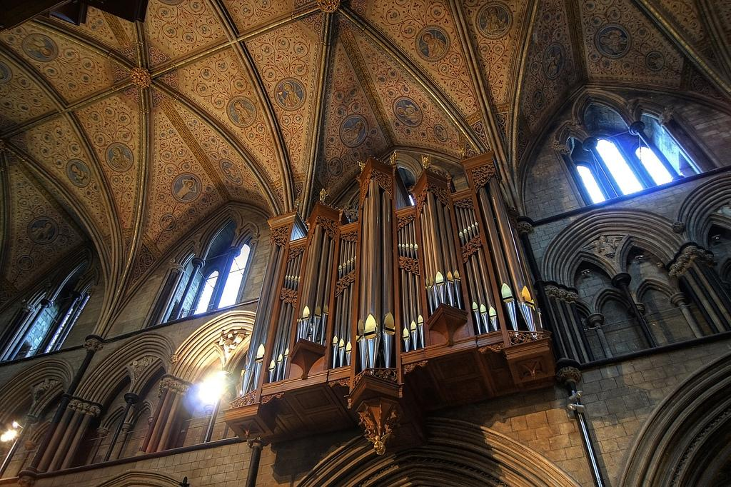Worcester Cathedral Quire Organ