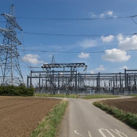 Substation on NCN1 - shirokazan