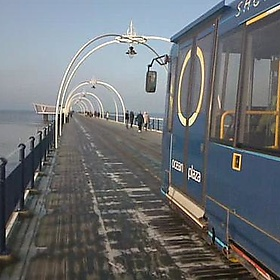 Southport pier train - star-one