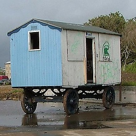Mobile Hut - jimwelsh