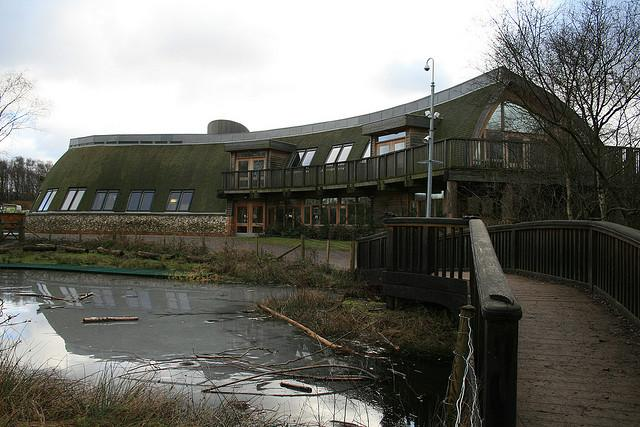 Visitor Centre Shorne Country Park